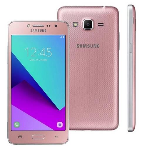 Smartphone Samsung Galaxy J2 Prime G532mt 8gb, Dual, Tela 5, 8mp, Android 6.0 Quad Core de 1.4 Ghz