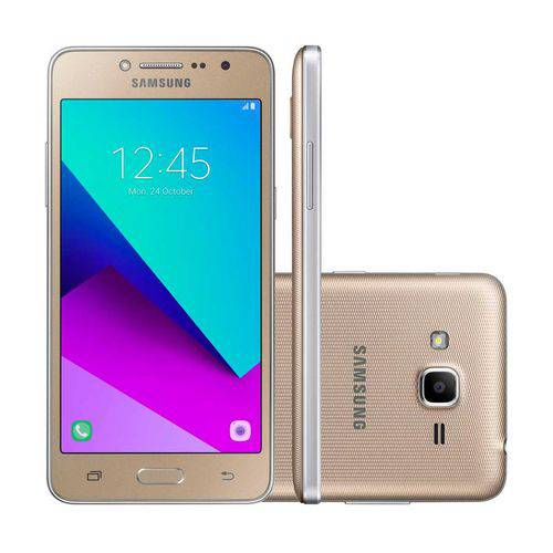 Smartphone Samsung Galaxy J2 Prime TV com Dual Chip, Tela de 5'', 8GB, Câmera 8MP + Frontal 5MP e a