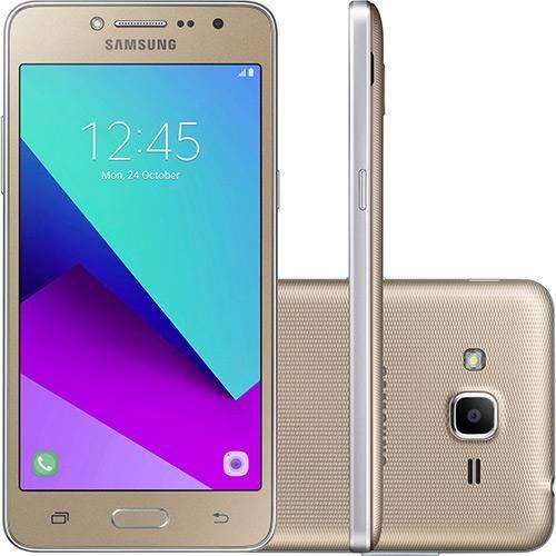 Smartphone Samsung Galaxy J2 Prime Tv - Dourado