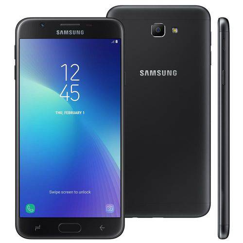 "Smartphone Samsung Galaxy J7, 32GB, 5.5"", Android 7.1, 13MP - Pret"
