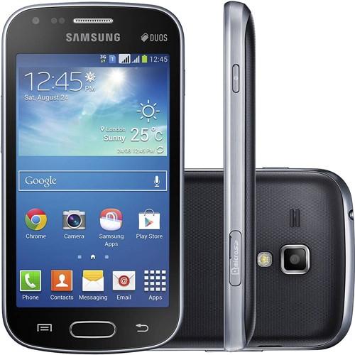 Smartphone Samsung S7582 Galaxy S Duos 2 Preto 4GB