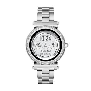 Smartwatch Michael Kors Feminino Sofie Prata - MKT5020/1KI MKT5020/1KI