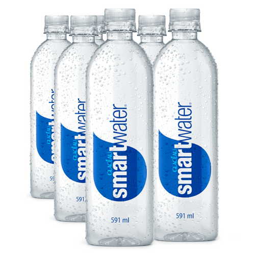 Smartwater 591ml (Pack 6 Unidades)