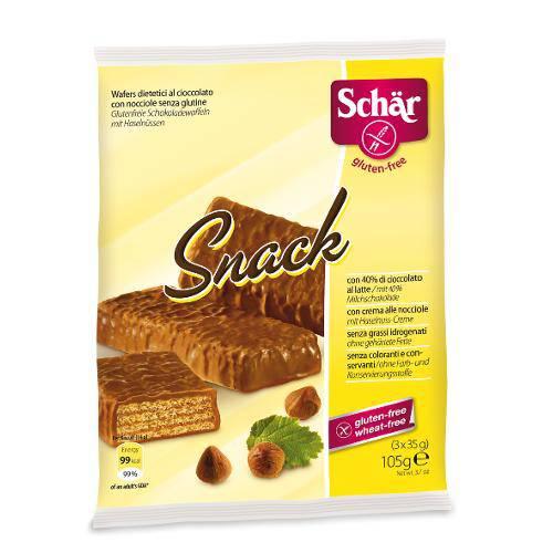 Snack Schär 105g
