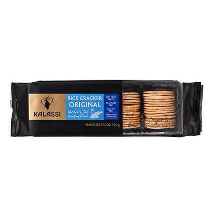 Snack Tai Kalassi Rice Crackers Original