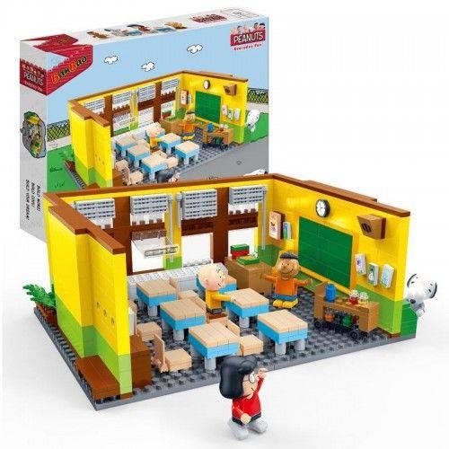 Snoopy Sala de Aula 596 Pçs- Banbao