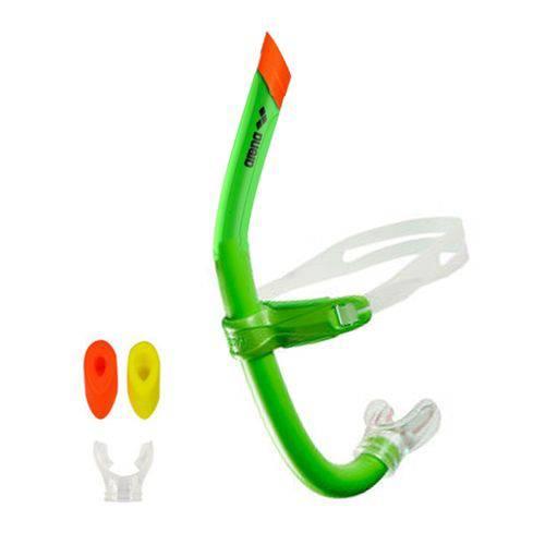 Snorkel para Natação Swim Pro Arena - Verde