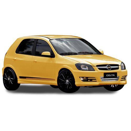 Sobre Grade Chevrolet Celta e Prisma 2007 2011 Fusion Inferior