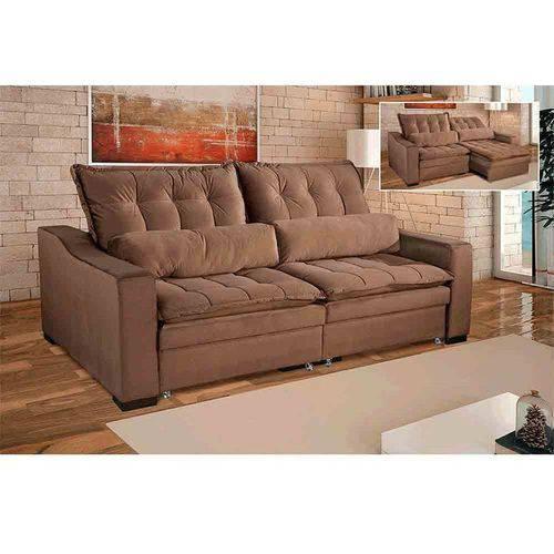 Sofa Retratil Reclinável Londres 2 M - Triunfo
