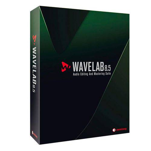 Software Steinberg Wavelab 8.5