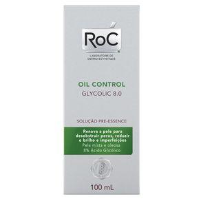 Solução Antioleosidade Roc - Oil Control Glycolic 8.0 100ml
