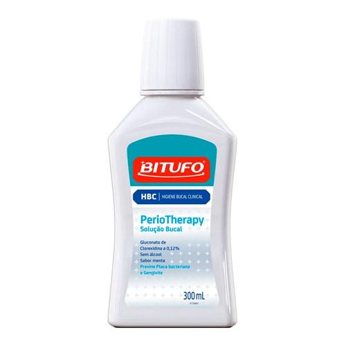 Solução Bucal Bitufo Perio Therapy Menta 300ml