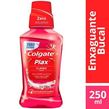 Solução Bucal Colgate Plax Classic 250ml