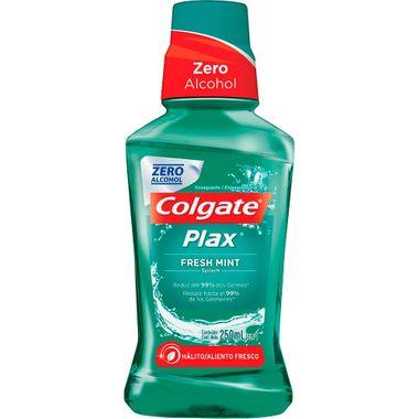 Solução Bucal Colgate Plax Fresh Mint 250ml