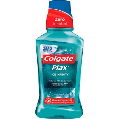 Solução Bucal Colgate Plax Ice Infinit 250ml