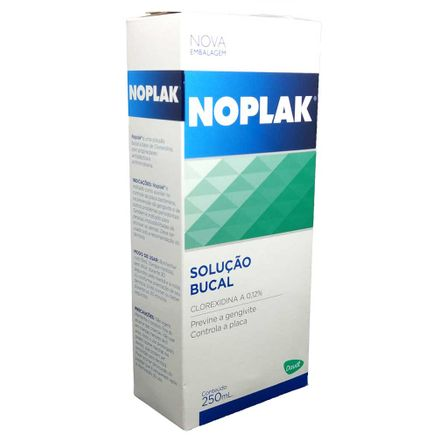 Solução Bucal Noplak 250ml