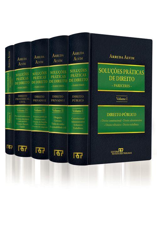 Soluções Práticas de Direito - Direito Público