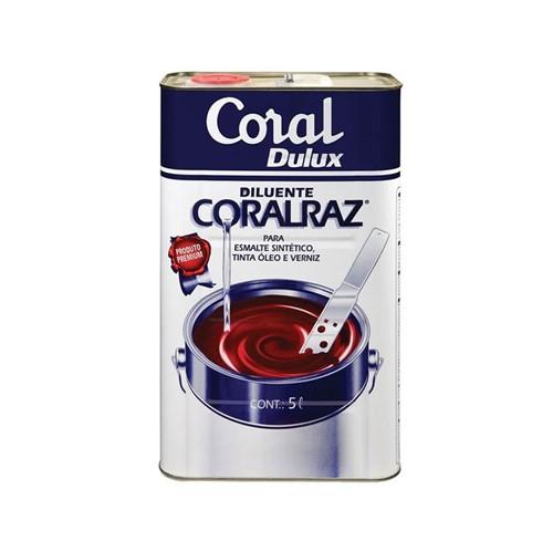Solvente Coralraz 5L - Coral - Coral
