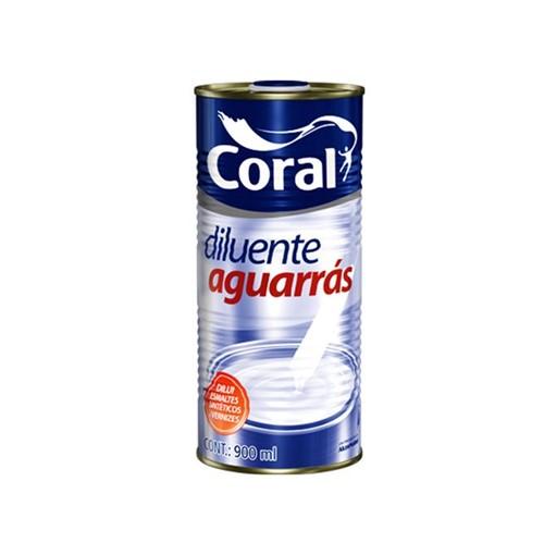 Solvente Coralraz 900ml - Coral - Coral