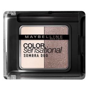 Sombra Maybelline Color Sensational Duo Classico 1,8g