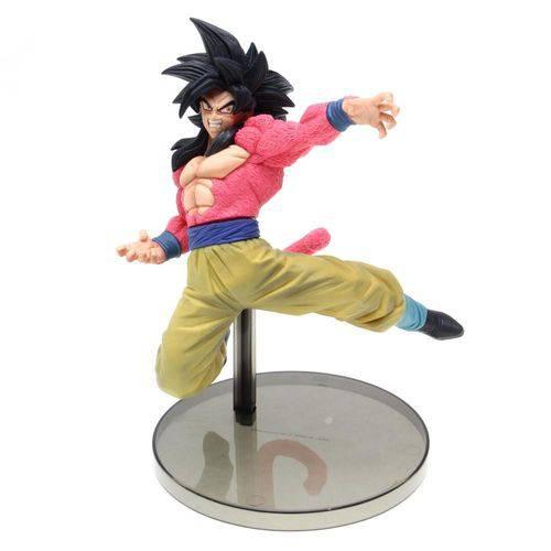 Son Goku 4 Super Saiyan - Dragonball GT Banpresto
