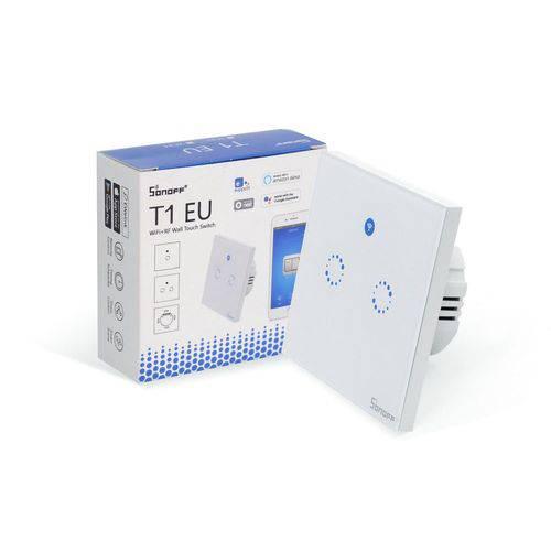 Sonoff Ue Wi-fi Interruptor de Parede Inteligente Light
