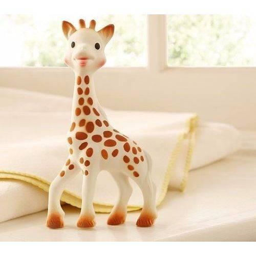 Sophie La Girafe - o Melhor Mordedor para os Bebês