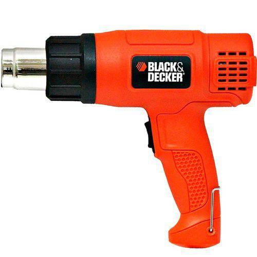 Soprador Térmico Hg1500 2 Ajustes de Temperaturas - Black Decker