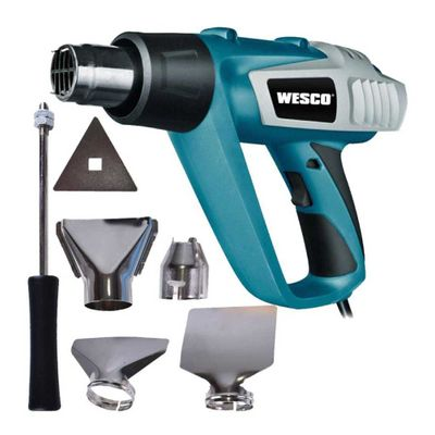 Soprador Térmico WESCO WS6427 1800W
