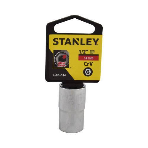 Soquete Sextavado de 1/2 - 14mm - Stanley 4-86-514