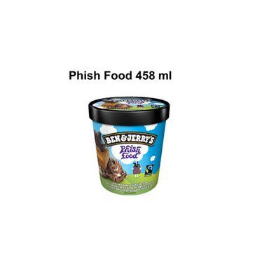 Sorvete Ben&Jerrys Phish Food 458ml