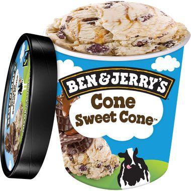 Sorvete de Pote Cone Sweet Cone Ben & Jerry's 458ml