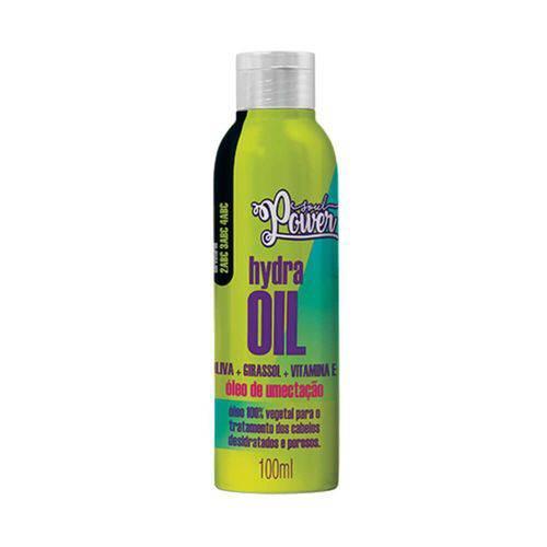 Soul Power Hydra Oil Óleo Umectação 100ml
