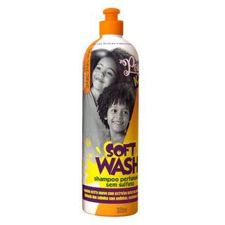Soul Power Kids Soft Wash - Shampoo 300ml