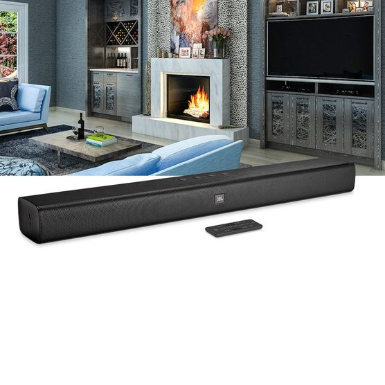 SoundBar Studio JBL Barra de Som 2.0 Canais BT Bluetooth