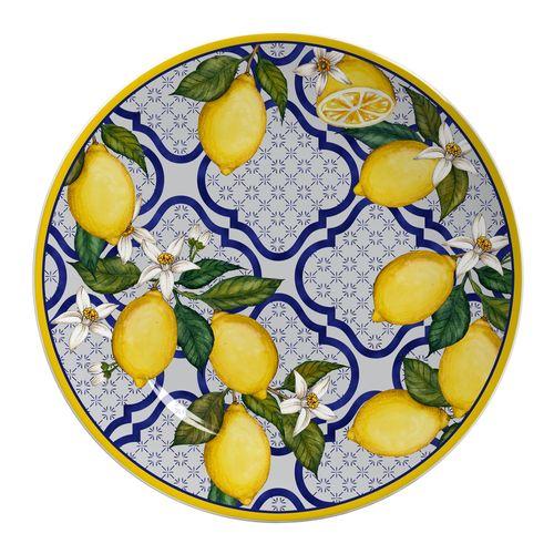 Sousplat de Cerâmica Sicilia