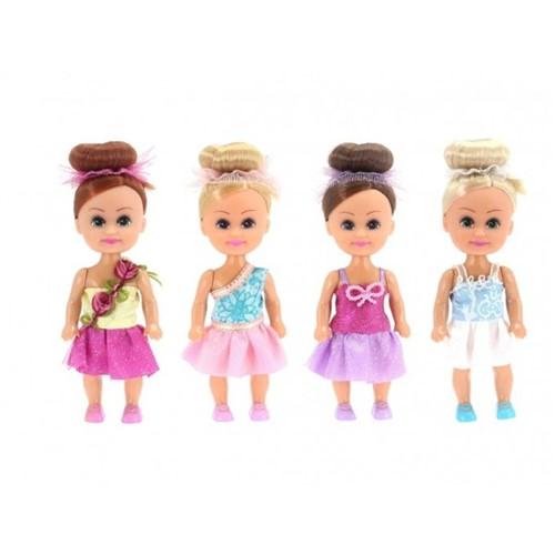 Sparkle Girlz - Boneca Mini Bailarina - DTC