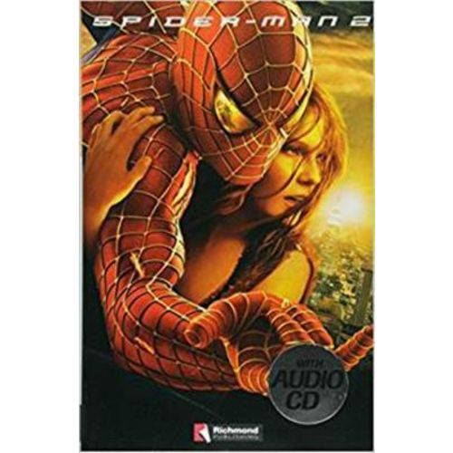 Spider-man With Audio-cd - Level 2