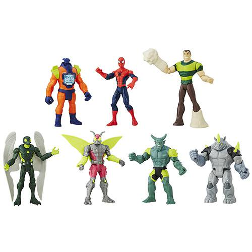 Spiderman Vs The Sinister 6 - Hasbro