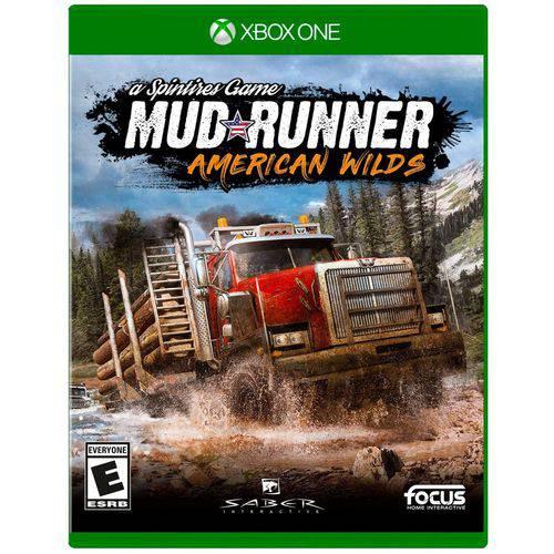 Spintires: Mudrunner American Wilds (pré-venda) - Xbox One
