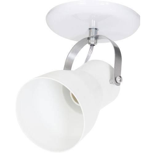 SPOT Sobrepor EM Aluminio E27 554 1 Branco