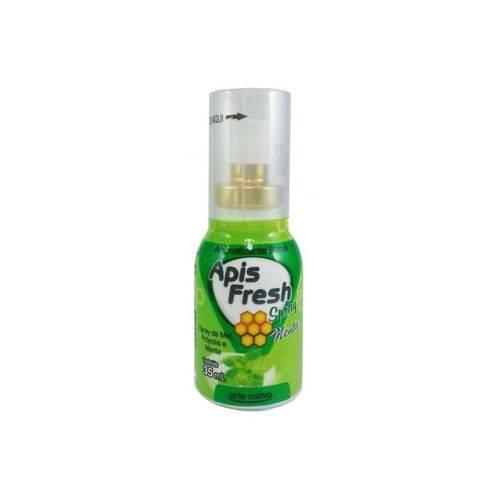 Spray Apis Fresh Mel, Propolis e Menta 35ml Arte Nativa