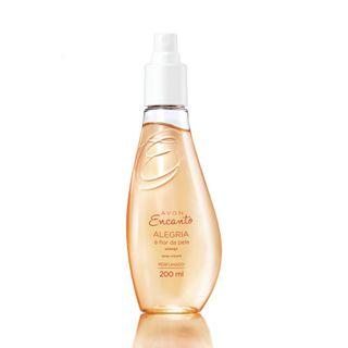 Spray Corporal Perfumado Avon Encanto Alegria 200ml