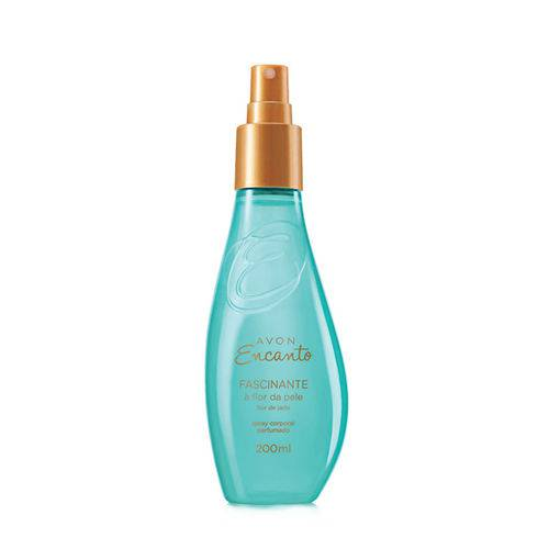 Spray Corporal Perfumado Encanto Fascinante 200 Ml