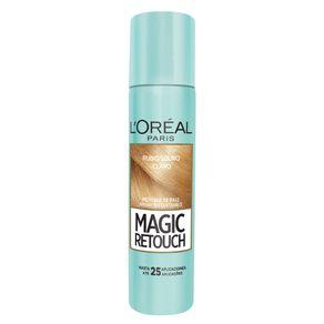 Spray Corretivo L'Oréal Paris Magic Retouch Capilar Loiro Claro 75ml