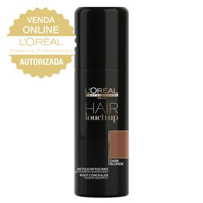 Spray Corretivo L'Oréal Professionnel Hair Touch Up Capilar Dark Blonde 75ml