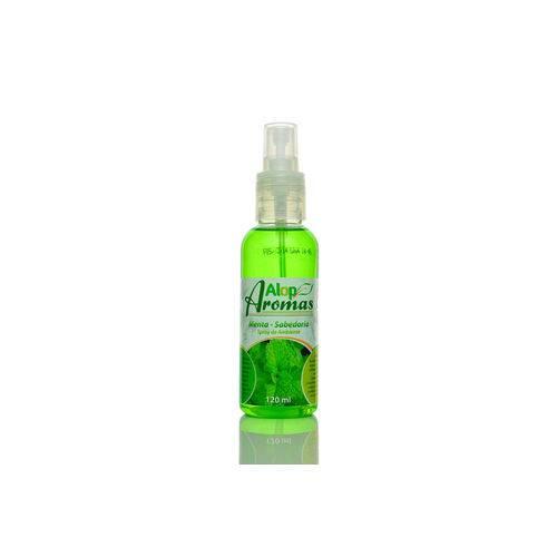 Spray de Ambientes 130ml - Menta