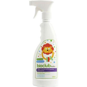 Spray Limpeza de Brinquedos e Acessórios Bioclub 500ml