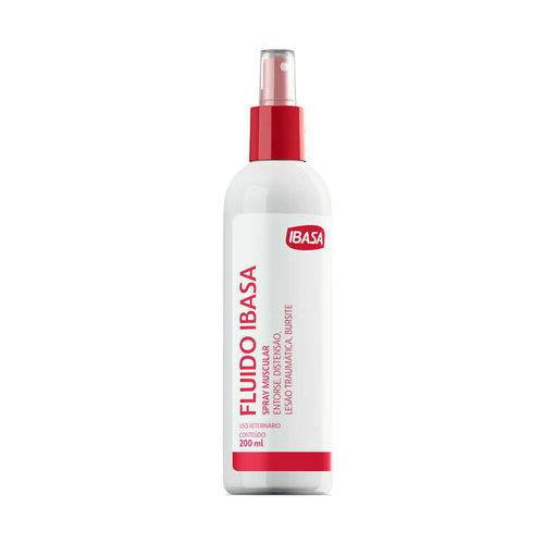 Spray Muscular Fluído Ibasa 200ml