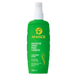 Spray Protetor Solar para os Cabelos Anasol 125ml